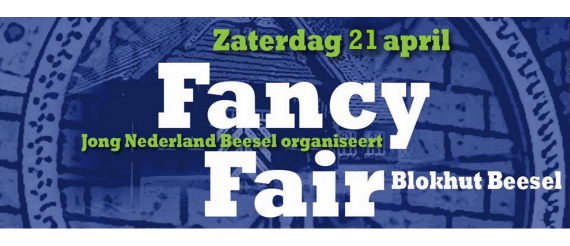 Jong Nederland Beesel | Nieuws | Fancy Fair 2018